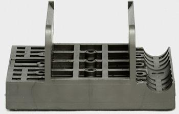 bb073822b Piastra per catena trasportatrice in plastica e gomma