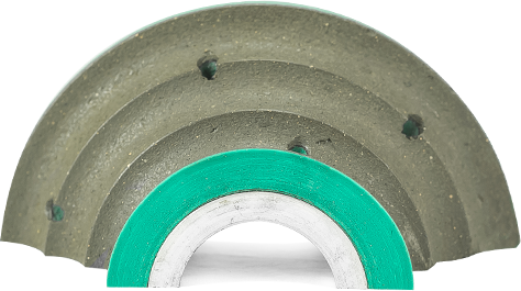 Shaped Drive Wheels